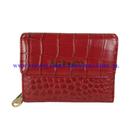 N20 portemonnee Flora & Co 2703 donker rood
