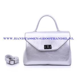 N103 Handtas Qischa 1681457a argent (zilver)