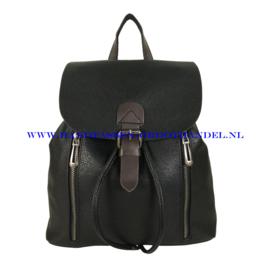 N72 Handtas Flora & Co 6735 zwart