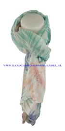 N5 sjaal enec-1040 groen