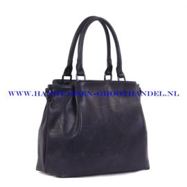 N38 Handtas Ines Delaure 1682188 marine (blauw)