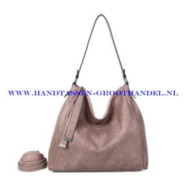 N39 Handtas Ines Delaure 1682868 vieux rose (roze)