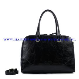 N73 Handtas Ines Delaure 1682457 zwart