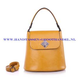N28 Handtas Ines Delaure 1682348 geel