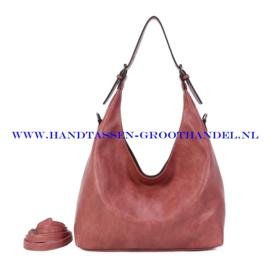 N39 Handtas Ines Delaure 1682832 bois de rose (roze)