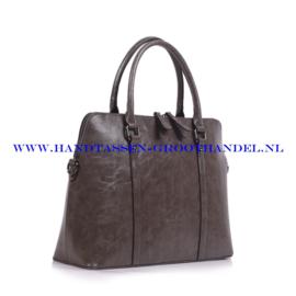N38 Handtas Ines Delaure 1682236 grijs