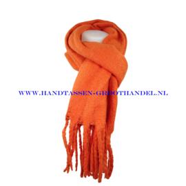 N15 sjaal 1830 oranje