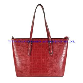 N41 Handtas Flora & Co 9527 rood