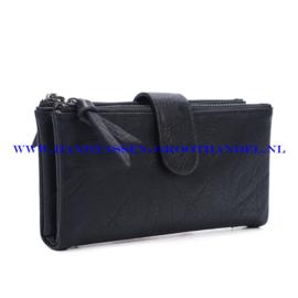 N18 portemonnee Ines Delaure E011 zwart
