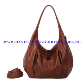 N71 Handtas Ines Delaure 1682799 camel