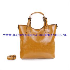 N72 Handtas Ines Delaure 168168 geel