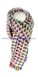 N12 sjaal ENEC-921 grijs