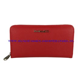 N20 portemonnee Flora & Co k1688 rood