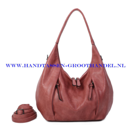 N71 Handtas Ines Delaure 1682799 bois de rose (roze)