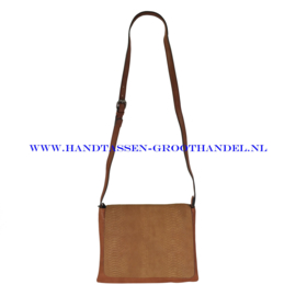 N18 Handtas Flora & Co 7983 camel