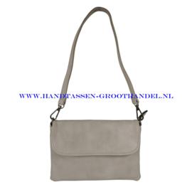 N20 Handtas Flora & Co h9158 gris claire (grijs)
