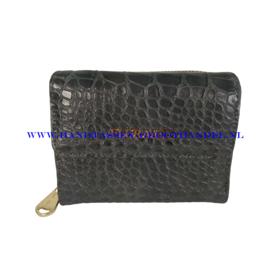 N20 portemonnee Flora & Co 2703 grijs
