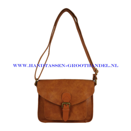 N31 Handtas Flora & Co 6788 camel