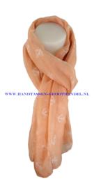 N5 sjaal enec-1043 roze
