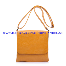 N78 Handtas Ines Delaure 1682181 saffran (geel)