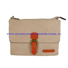 N30 Handtas Flora & Co 6768 beige taupe