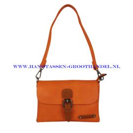 N23 Handtas Flora & Co h6756 oranje