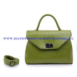 N103 Handtas Qischa 1681457a groen