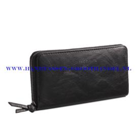 N60 portemonnee Ines Delaure E002 zwart