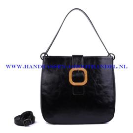 N38 Handtas Ines Delaure 1682325 zwart
