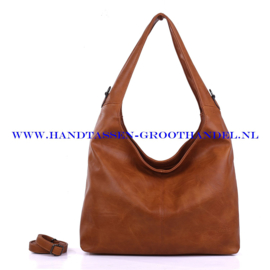 N73 Handtas Qischa 1682387 moutarde (camel - bruin)