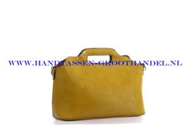 N35 Handtas Ines Delaure 168018 geel