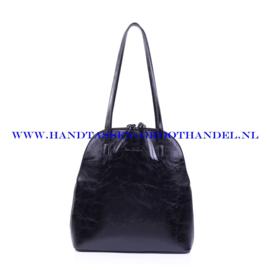 N72 Handtas Ines Delaure 1682263 zwart