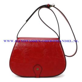 N34 Handtas Ines Delaure 1682648 feu (rood)