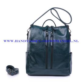N73 Handtas Ines Delaure 1682262 pin (groen)