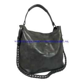 N36 Handtas Eleganci 8262-2 zwart