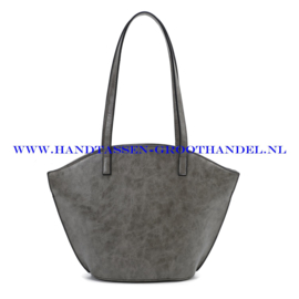 N72 Handtas Ines Delaure 1682516 souris (grijs)
