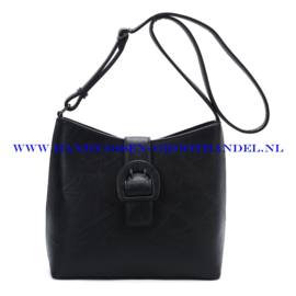 N72 Handtas Ines Delaure 1682546 zwart