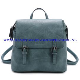 N73 Handtas Ines Delaure 1682393 emmeraude (groen - blauw)