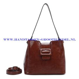 N72 Handtas Ines Delaure 1682541 camel