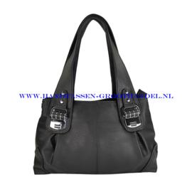 N23 Handtas Eleganci 8733 zwart