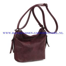 N27 Handtas Ines Delaure 1682059 violet (paars)