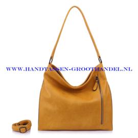 N38 Handtas Ines Delaure 1682302 geel