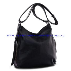N72 Handtas Ines Delaure 1681669 zwart