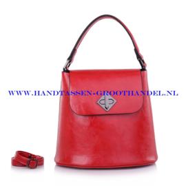 N28 Handtas Ines Delaure 1682348 feu (rood)