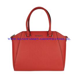 N111 Handtas Flora & Co 9517 rood