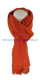 N5 sjaal enec-631 oranje