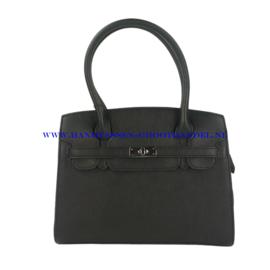 N36 Handtas Eleganci 99112 zwart