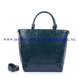N38 Handtas Ines Delaure 1682260 pin (groen)