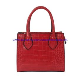 N33 Handtas Flora & Co 8052 rood