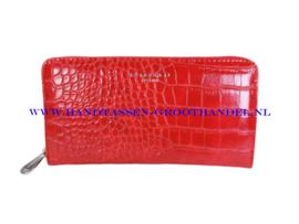 N20 portemonnee Flora & Co 2701 rood